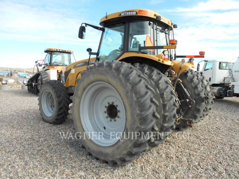 AGCO TRATORES AGRÍCOLAS MT595B equipment  photo 2