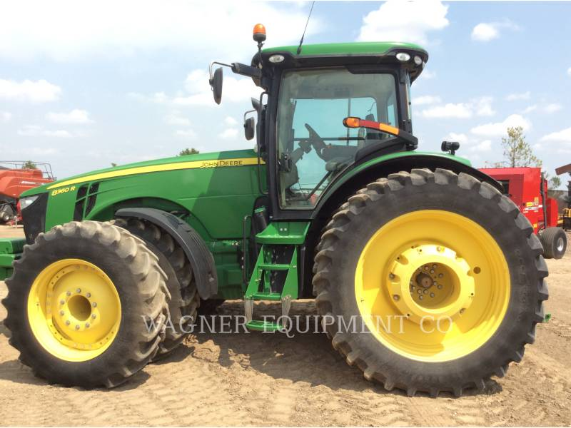 DEERE & CO. AG TRACTORS 8360R equipment  photo 2