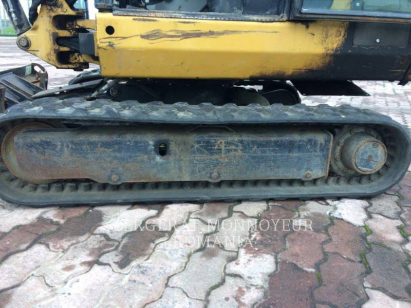 CATERPILLAR TRACK EXCAVATORS 301.8 C equipment  photo 4