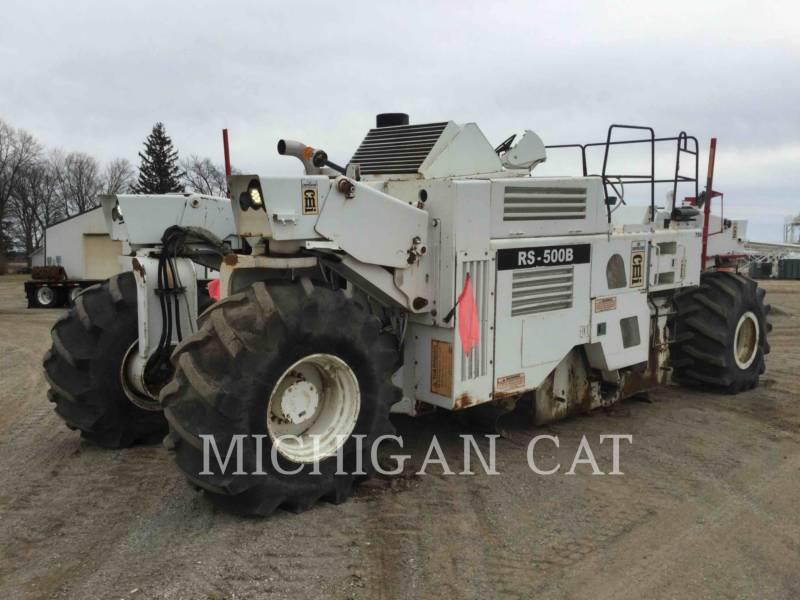 CMI STABILIZERS / RECLAIMERS RS-500B equipment  photo 20