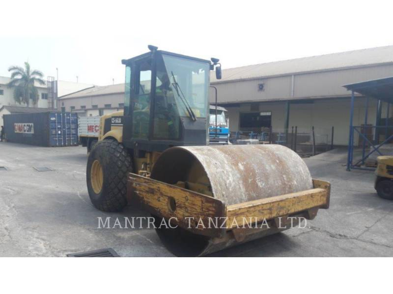 CATERPILLAR WT – KOMPAKTOR CS-563D equipment  photo 3