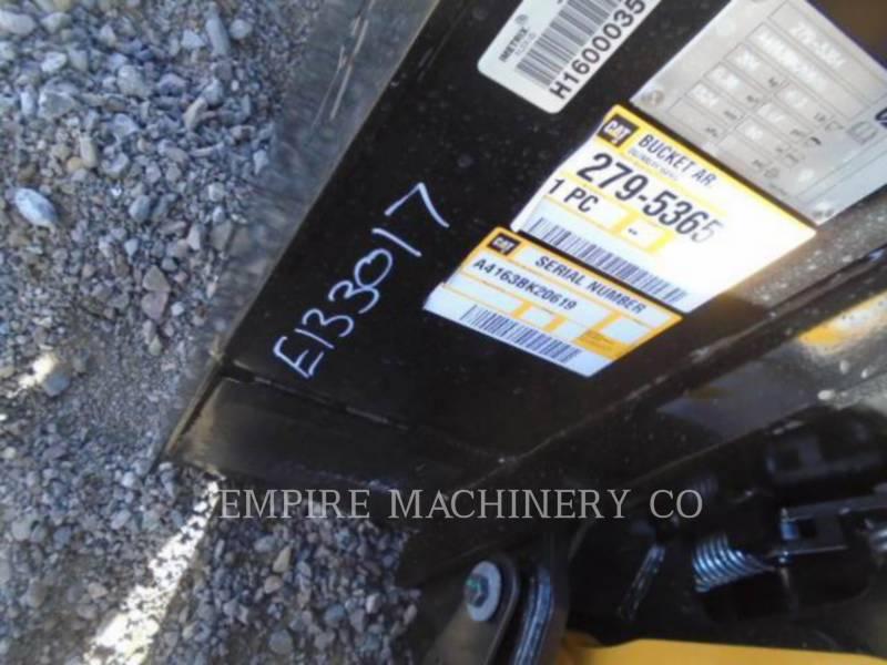 CATERPILLAR MINICARGADORAS 226D equipment  photo 5