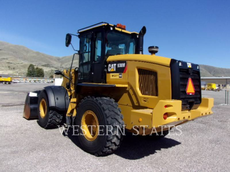 CATERPILLAR CARGADORES DE RUEDAS 938M equipment  photo 4