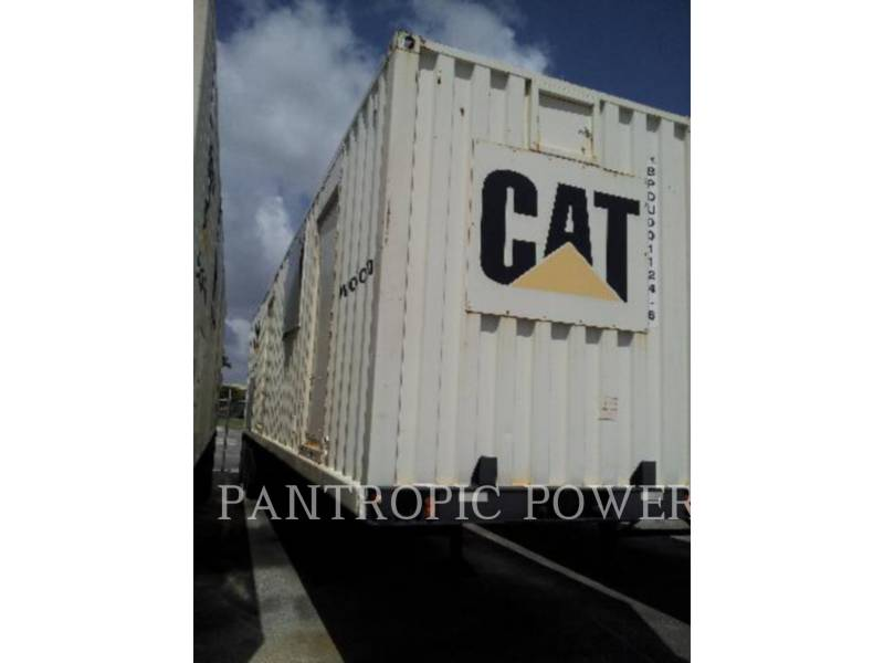 CATERPILLAR POWER MODULES XQ2000 3516B RECONDITIONED equipment  photo 2