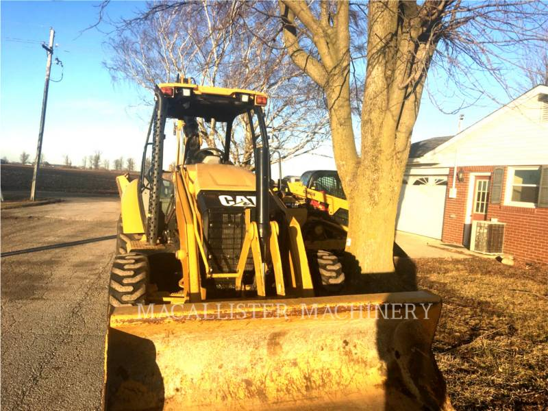 CATERPILLAR CHARGEUSES-PELLETEUSES 416 F equipment  photo 3