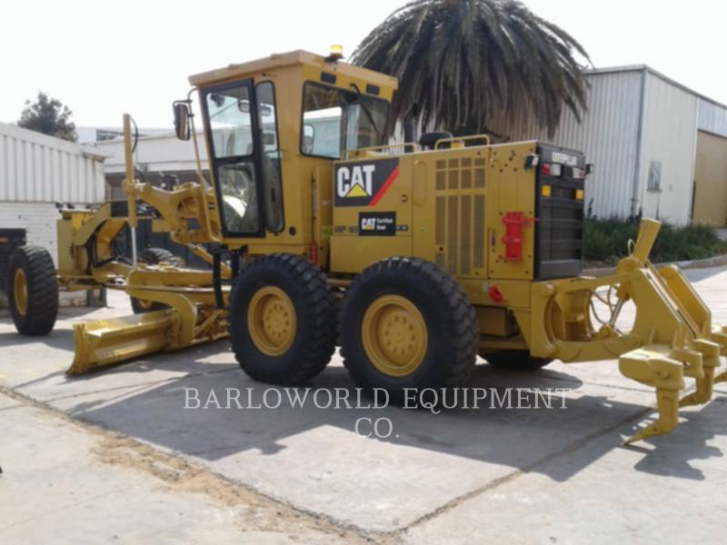 CATERPILLAR NIVELEUSES 12 K equipment  photo 4