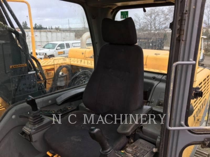 VOLVO CONSTRUCTION EQUIPMENT ESCAVATORI CINGOLATI EC140BLC equipment  photo 4