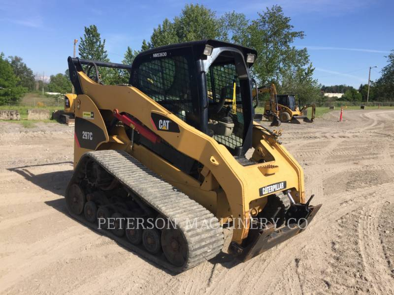 CATERPILLAR MULTI TERRAIN LOADERS 297C equipment  photo 2