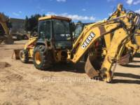 JOHN DEERE BACKHOE LOADERS 410E 4WD equipment  photo 2