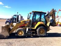 Equipment photo CATERPILLAR 420 F 2 CHARGEUSES-PELLETEUSES 1