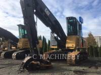 Equipment photo CATERPILLAR 568LL MACHINE FORESTIERE 1