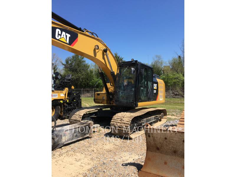 CATERPILLAR TRACK EXCAVATORS 323F equipment  photo 1