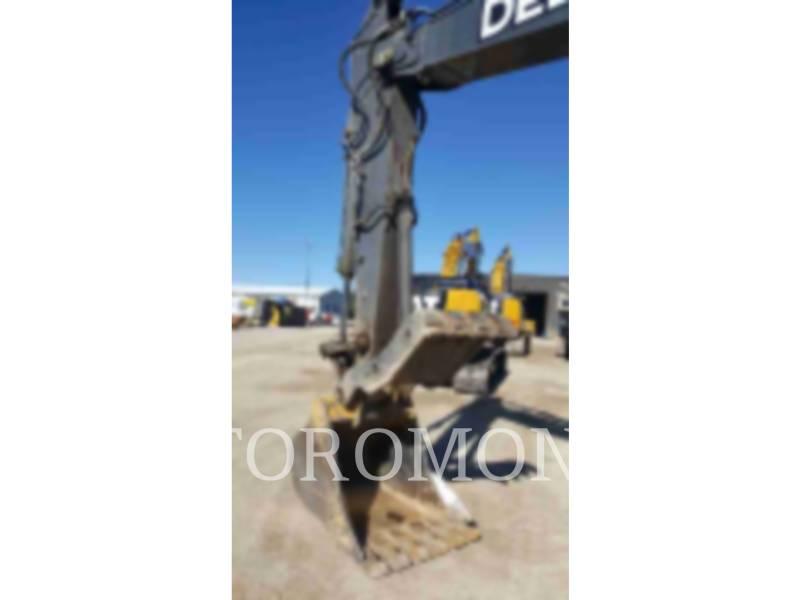 DEERE & CO. TRACK EXCAVATORS 210G equipment  photo 3