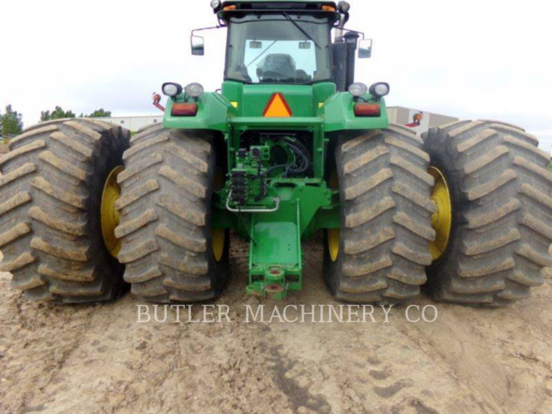 DEERE & CO. AG TRACTORS 9630 equipment  photo 4