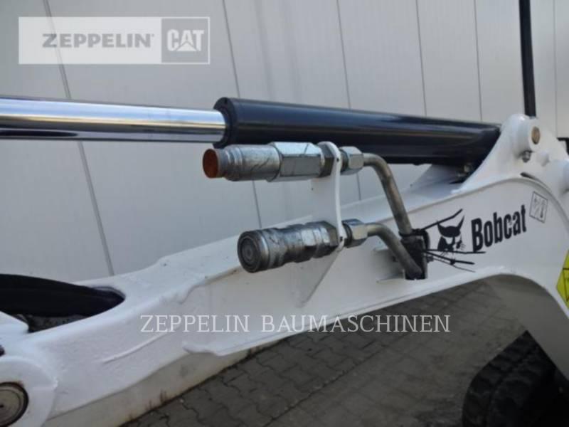 BOBCAT KETTEN-HYDRAULIKBAGGER E17 equipment  photo 9