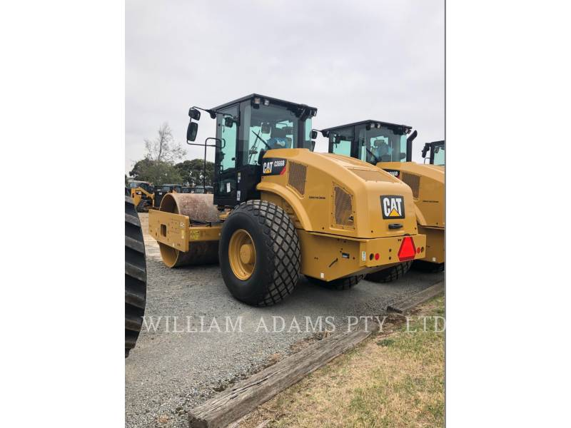 CATERPILLAR COMBINATION ROLLERS CS66B equipment  photo 1