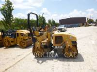 CATERPILLAR VIBRATORY DOUBLE DRUM ASPHALT CB-214E equipment  photo 5