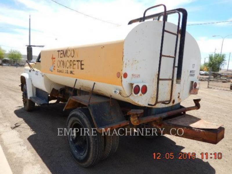 GMC WATER TRUCKS 2K WTR TRK equipment  photo 1