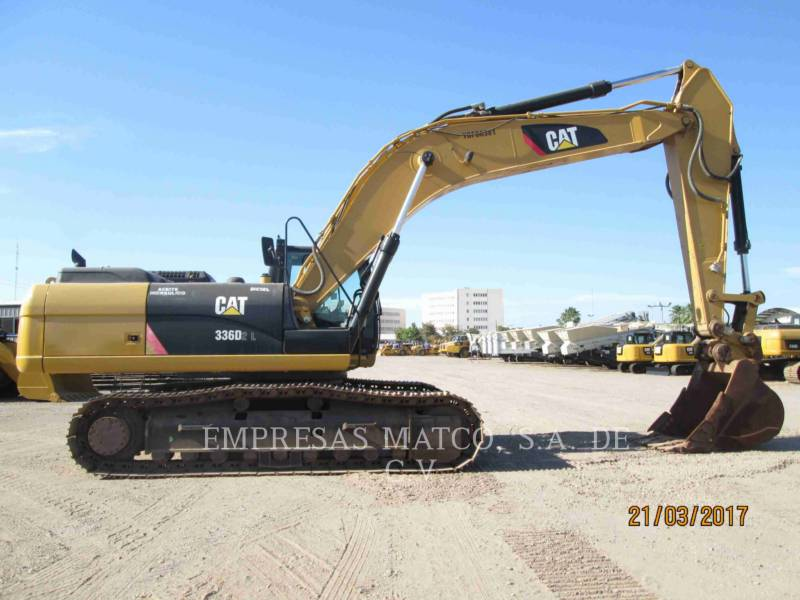 CATERPILLAR 履带式挖掘机 336D2L equipment  photo 2