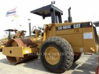 CATERPILLAR VIBRATORY SINGLE DRUM SMOOTH CS-563CAW equipment  photo 6