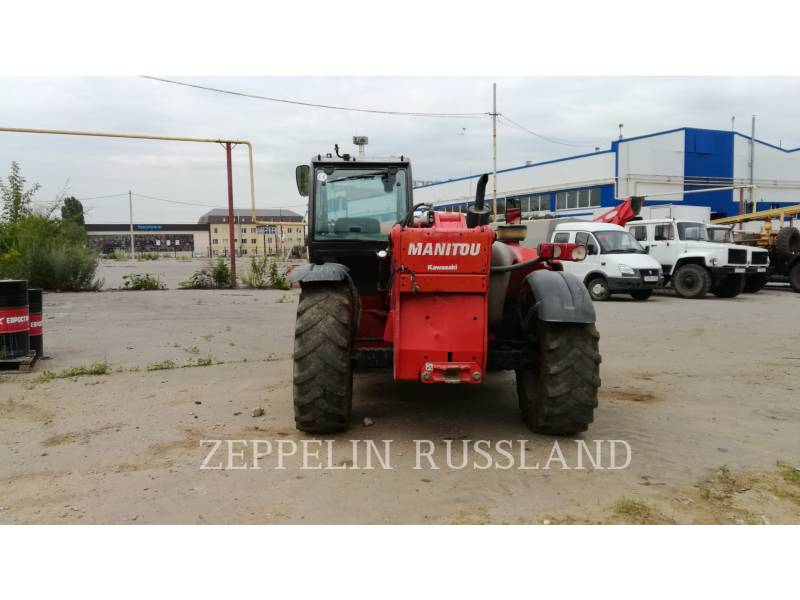 MANITOU BF S.A. TELEHANDLER MT1030S equipment  photo 3