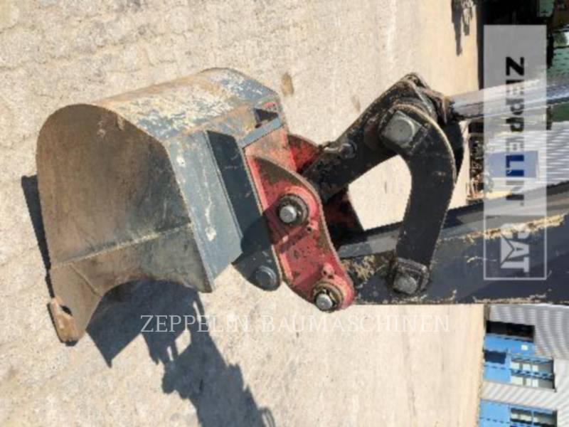 TEREX CORPORATION ESCAVATORI CINGOLATI TC125 equipment  photo 9