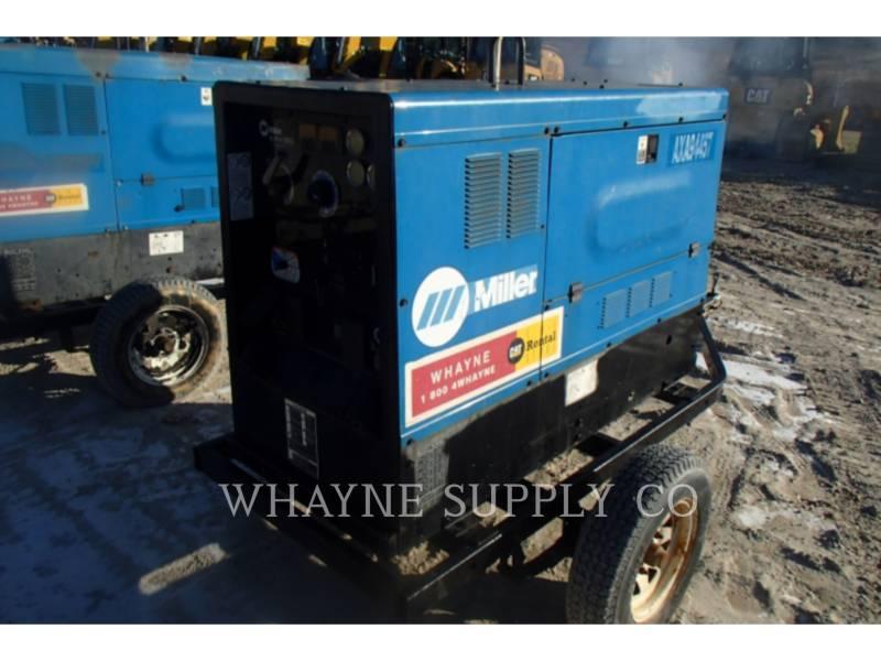 MILLER WELDERS 500 CC/CV equipment  photo 1