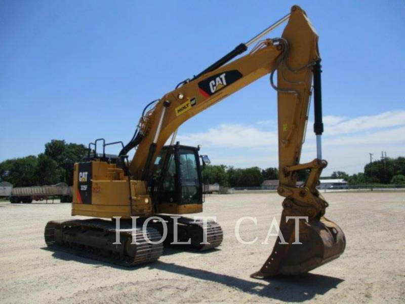 CATERPILLAR 履带式挖掘机 325FLCR equipment  photo 2