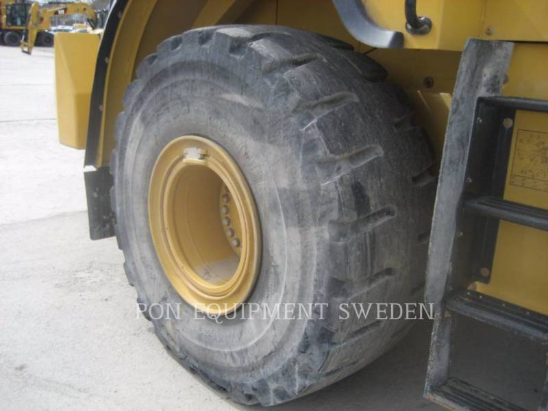 CATERPILLAR WHEEL LOADERS/INTEGRATED TOOLCARRIERS 972 K equipment  photo 9