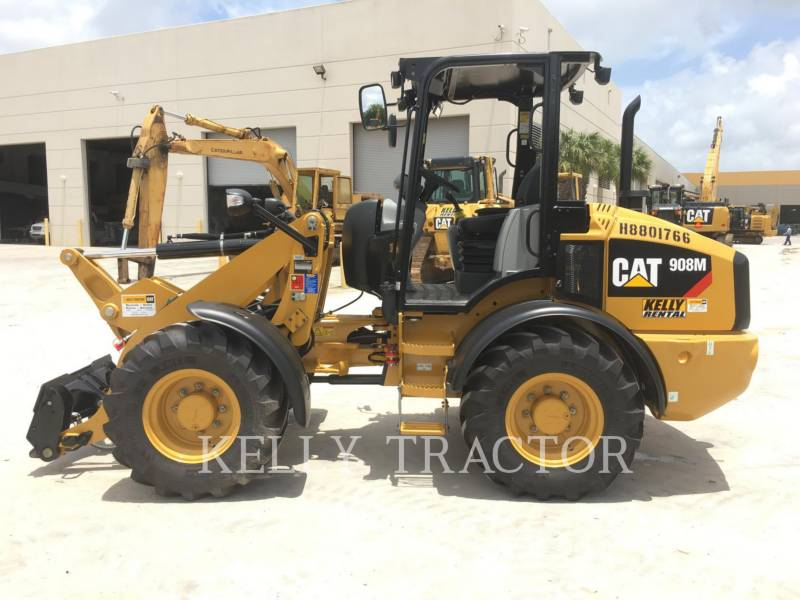 CATERPILLAR WHEEL LOADERS/INTEGRATED TOOLCARRIERS 908 M equipment  photo 2