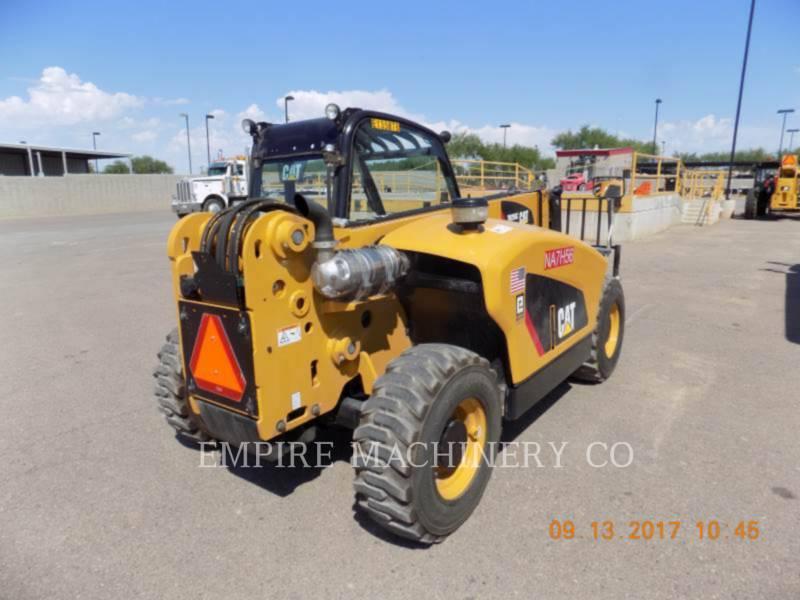 CATERPILLAR テレハンドラ TH255C equipment  photo 2