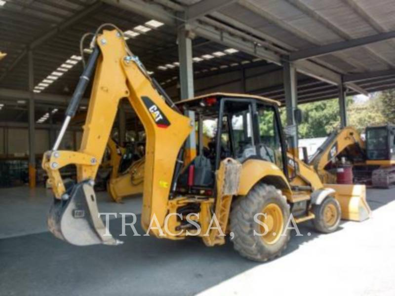 CATERPILLAR BACKHOE LOADERS 416F2STLRC equipment  photo 3