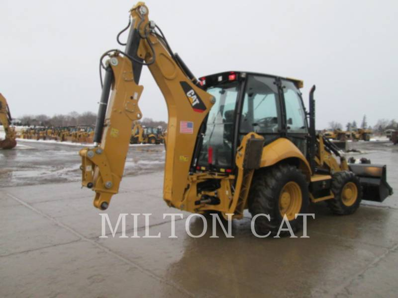 CATERPILLAR BACKHOE LOADERS 420F IT equipment  photo 4