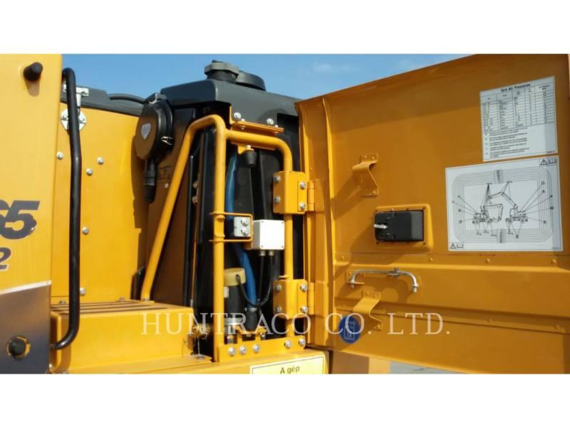 CASE WHEEL EXCAVATORS WX 165 SERIES 2 equipment  photo 17