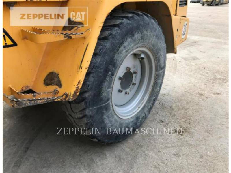 VOLVO CONSTRUCTION EQUIPMENT WHEEL LOADERS/INTEGRATED TOOLCARRIERS 502 equipment  photo 14