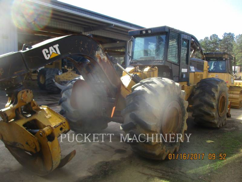CATERPILLAR FORESTRY - SKIDDER 525C SF HD equipment  photo 3
