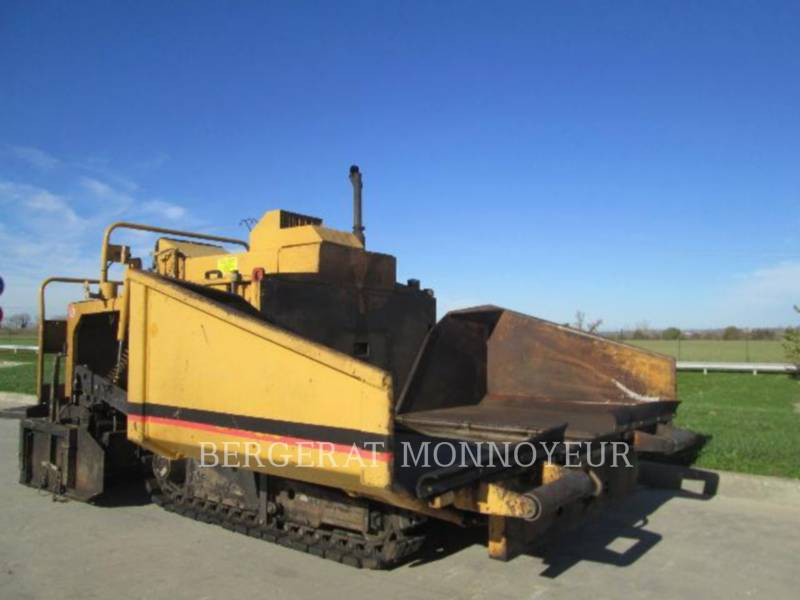CATERPILLAR FINISSEURS BB621 equipment  photo 2
