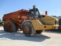 Equipment photo CATERPILLAR 740 KNIKGESTUURDE TRUCKS 1