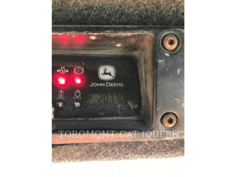 JOHN DEERE CHARGEURS COMPACTS RIGIDES 280 SERIE 2 equipment  photo 16