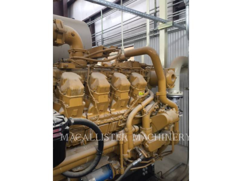 CATERPILLAR STATIONARY GENERATOR SETS G3516B equipment  photo 9