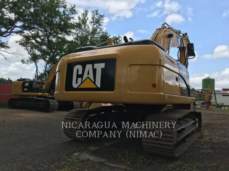 CATERPILLAR KETTEN-HYDRAULIKBAGGER 320D2GC equipment  photo 3