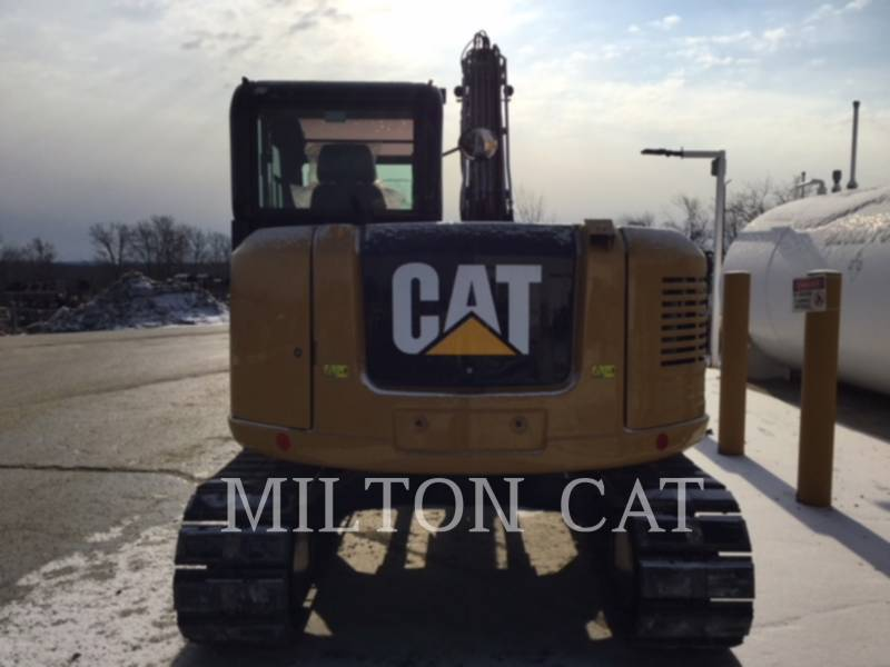 CATERPILLAR TRACK EXCAVATORS 308E2 CRSB equipment  photo 6