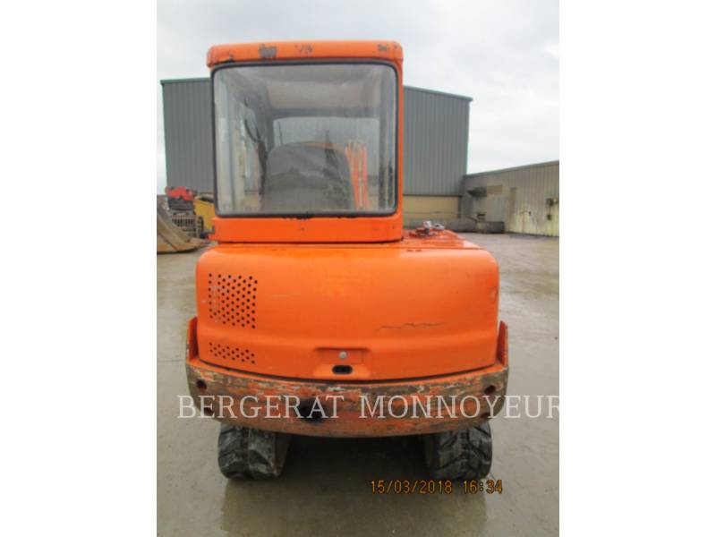 DAEWOO TRACK EXCAVATORS S030 equipment  photo 6