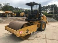 CATERPILLAR EINZELVIBRATIONSWALZE, GLATTBANDAGE CS-44 equipment  photo 3