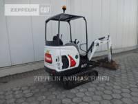 BOBCAT ESCAVATORI CINGOLATI E17 equipment  photo 5