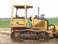 JOHN DEERE TRACK TYPE TRACTORS 450H equipment  photo 8