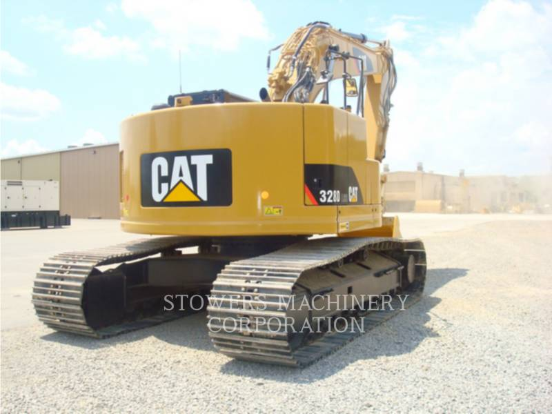 CATERPILLAR TRACK EXCAVATORS 328DL HAM equipment  photo 2
