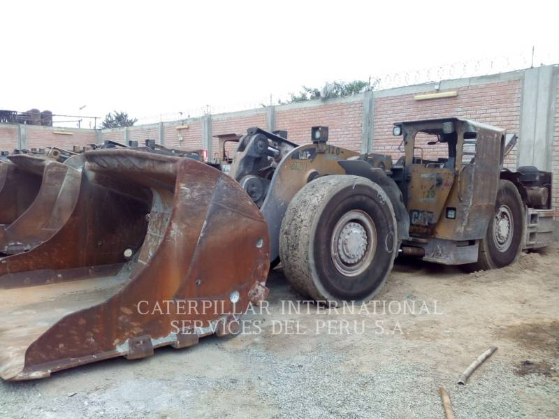 CATERPILLAR CARGADOR PARA MINERÍA SUBTERRÁNEA R1600H equipment  photo 1