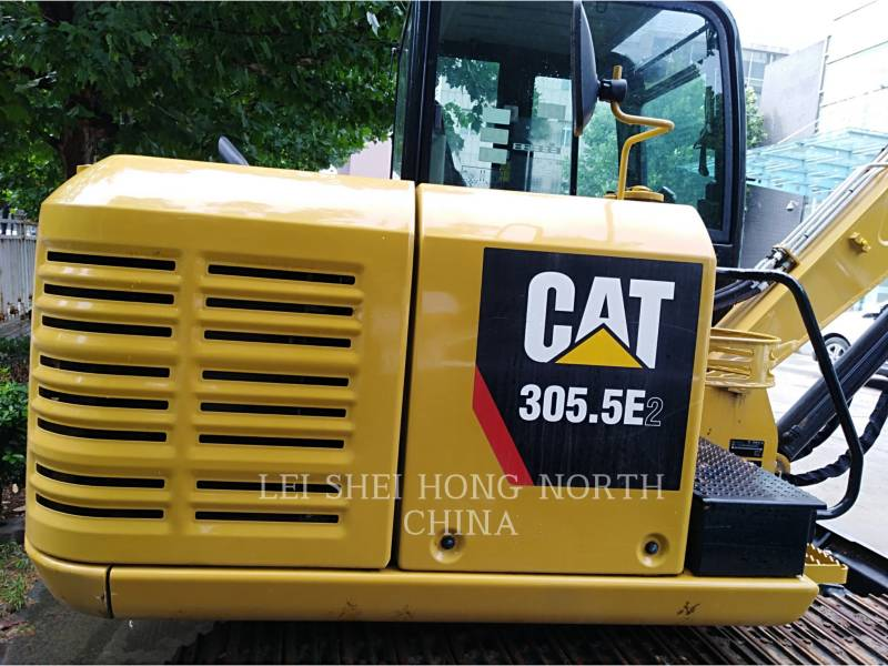 CATERPILLAR EXCAVADORAS DE CADENAS 305.5E2 equipment  photo 5
