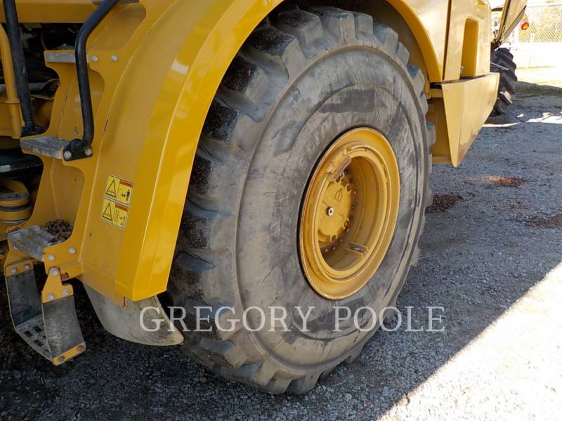 Caterpillar CAMIOANE ARTICULATE 740B equipment  photo 21